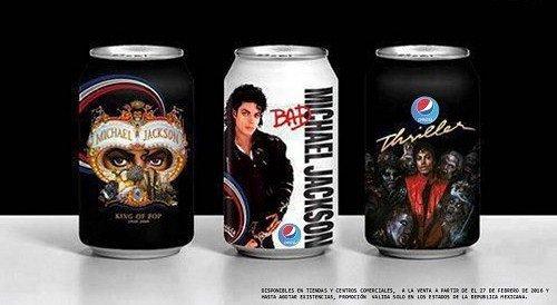 Nouvelles canettes Pepsi (destiné au Mexique)