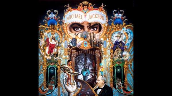 Mihaly Meszaros figure sur la pochette du disque Dangerous