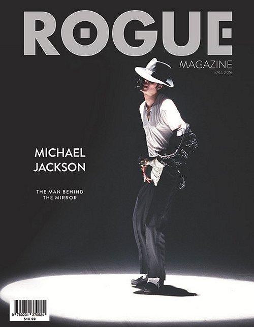 Le prochain numéro du magazine américain Rogue sera consacré à Michael Jackson