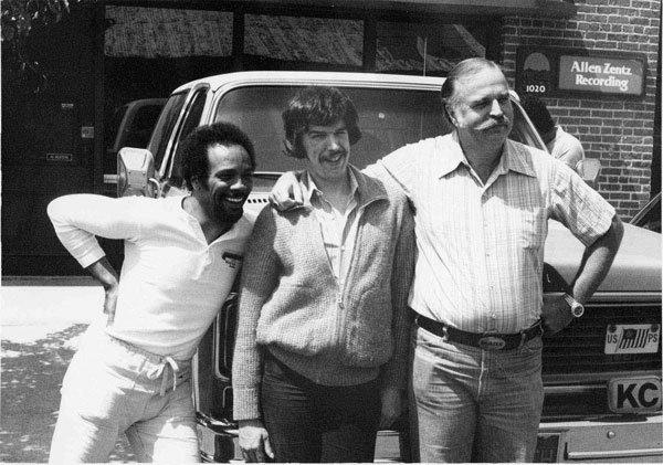 Rod Temperton (au centre sur la photo) est décédé. Célèbre parolier grace à Michael Jackson (depuis l'album Off The Wall)