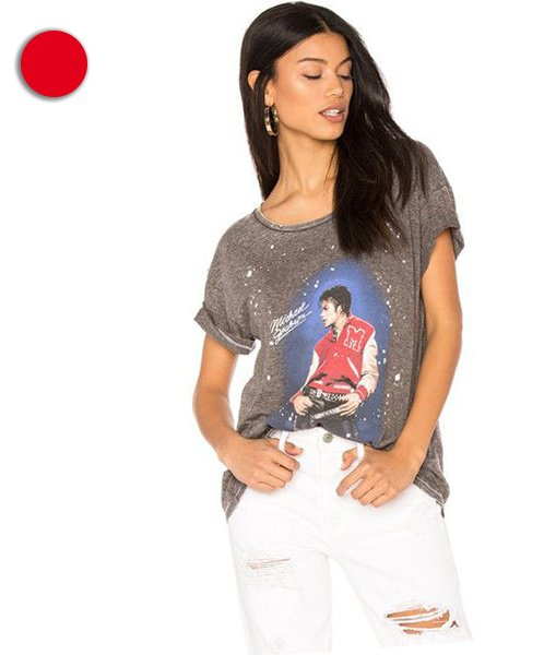 Collection été nouveau t-shirt MJ