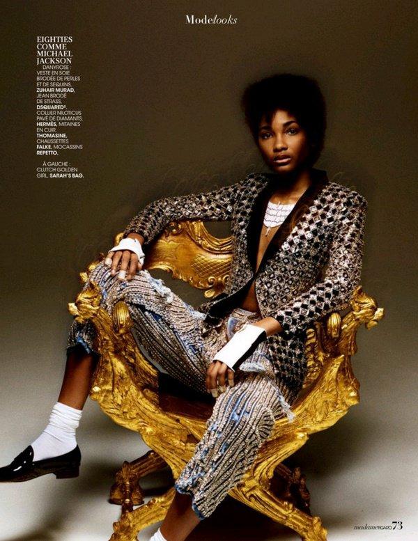 Madame Figaro Style Michael Jackson