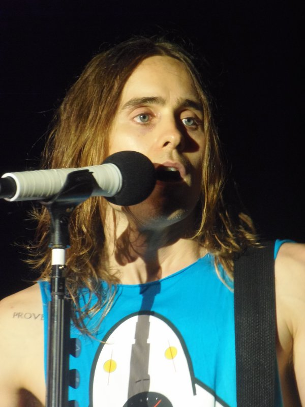 * 30 seconds to mars - Festival Musilac - 12 juillet 2013 *
