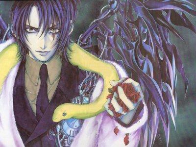 Vampire depression