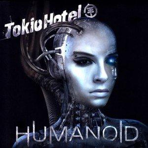 Tokio Hotel : Humanoid version anglaise.(version simple).