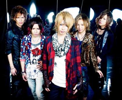 News sur Lc5,Alice Nine , KanonXKanon,Killerpilze et Tokio Hotel. Bonus : image de ViViD.