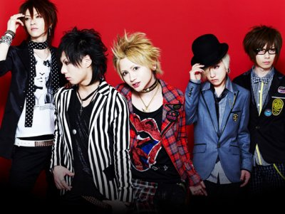 News sur Alice Nine. Images d'Alice Nine et de Lc5.