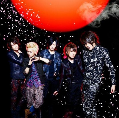 Alice Nine : Heart Of Gold !!