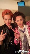 News sur the GazettE et Lc5. + Images d'Alice Nine.