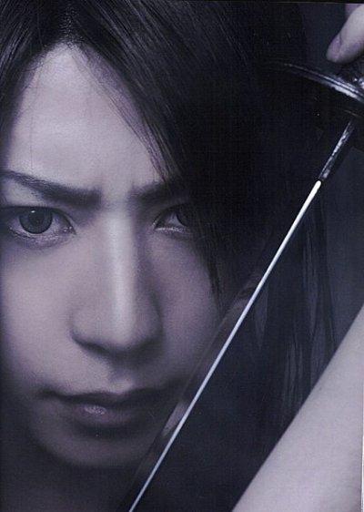 News images de Shin et de Ko-ki de ViViD + the GazettE + The Suicide Circus PV préview !!