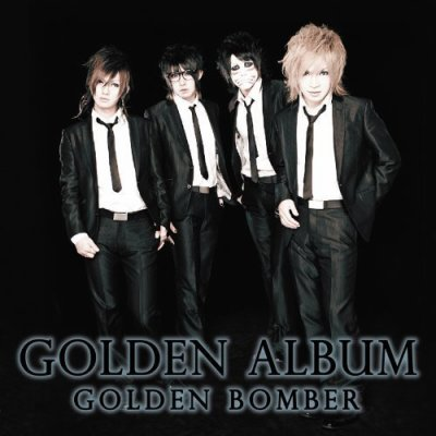NewL=look de Golden Bomber pour leur nouvel album + new look de ViViD+ the GazettE au J-Melo award.