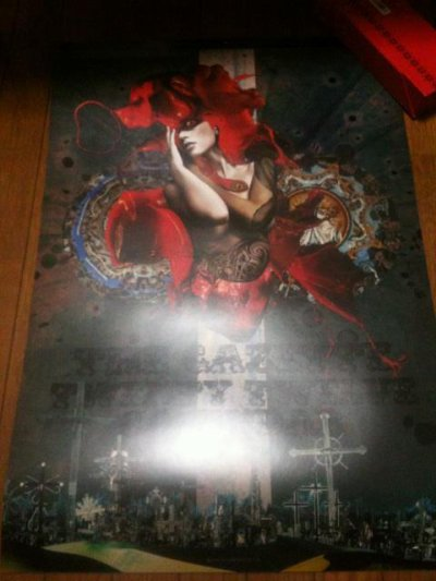 the GazettE : Calendrier 2012  suite !! + Message du nouvel an  + Twitter et FB de Ko-ki.