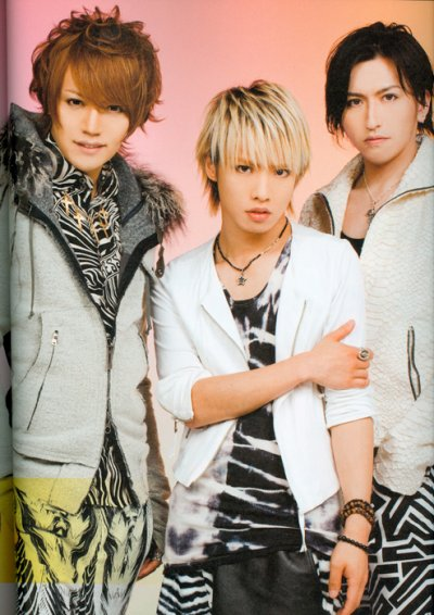 Lc5 : Only you kimi to ni Kizuna + Images d'Alice Nine + comment du J-Melo.