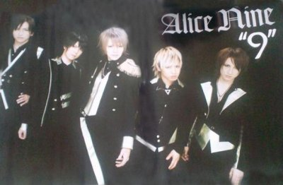 Images d'Alice Nine , récentes ( plus ou moins :) ).