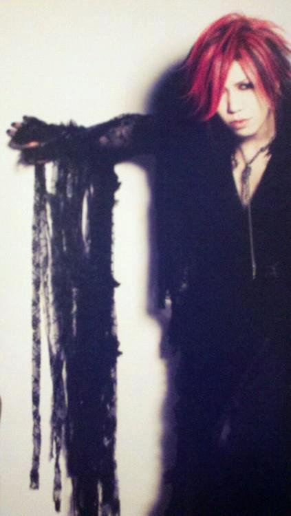 the GazettE : New look pour DECADE part 1