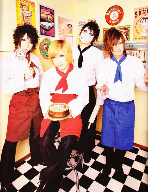 ViViD New look part 2+ Comparaison + Images d'Lc5 et de Golden Bomber.