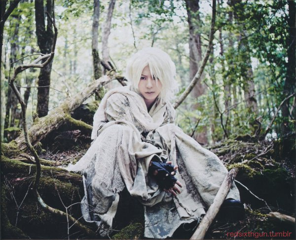 Images de Shin & de Ruki , dans le SHOXX vol 234.