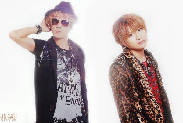 Men's spiders suite ( Miku et Yuuki)  fin !!