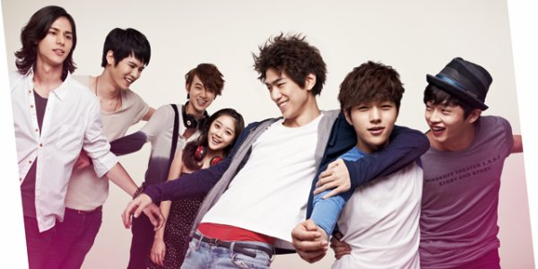 Animes + un drama coréen