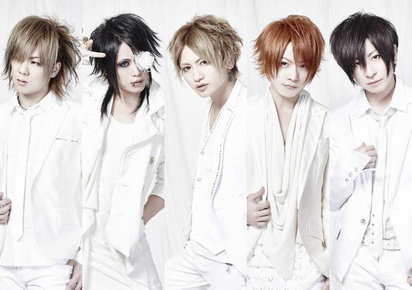 News sur ViViD, The GazettE et An Cafe. + SuG : BLACK.