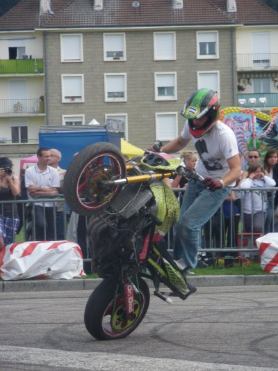Stunt <3