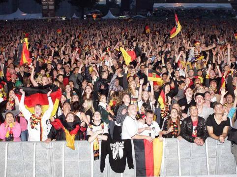 Go Germany, go! ♥