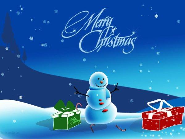 Schöne Weihnachtstage an alle! :)