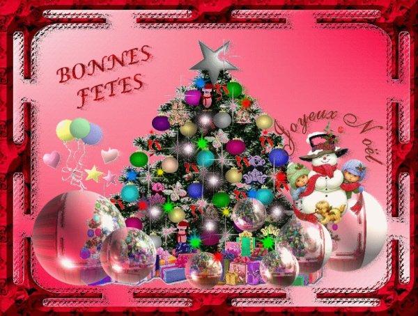 Je vous souhaite pour vous toute et vous tous Un Joyeux Noel et Une bonne Fète 2013 sur Skyrock !