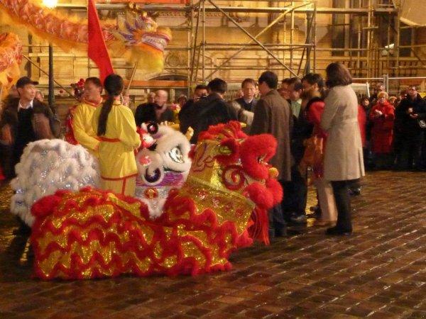 Danse du Lion - AACF - 2012 - Mairie du 8ème