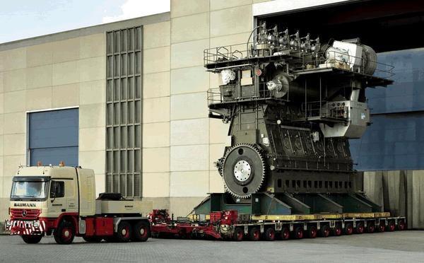 Fabuleux RTA96-C : le plus gros diesel du monde, tout simplement RTA96-C  UN89