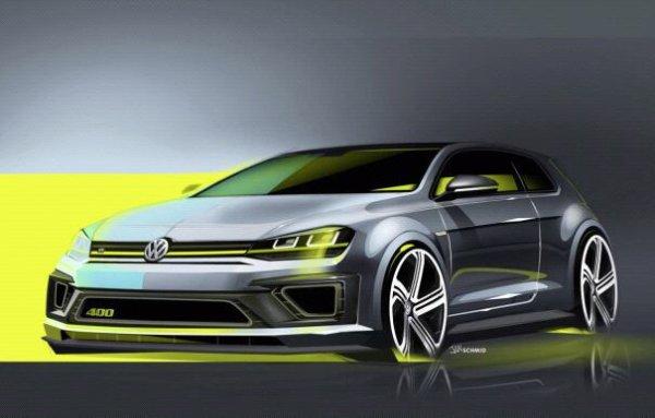 Volkswagen 400R