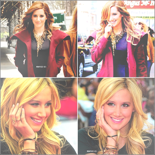 When Ashley Simles, the whole world stops ans stares for a while .. 'Cause she's amazing ♥