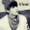 Just four words (Suga x ??)