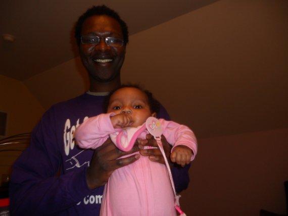 je suis papa :-)