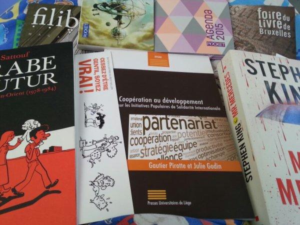 Foire du livre de Bruxelles  (2)