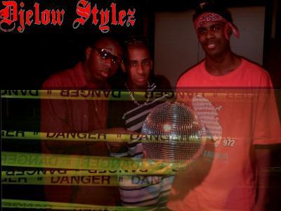 Ragga/dancehall/hip hop / DJELOW-STYLEZ LIMBO (2007)