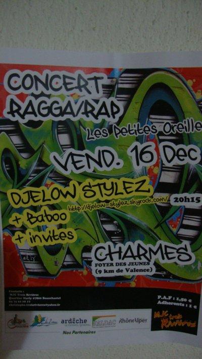 DJELOW STYLEZ en concert live
