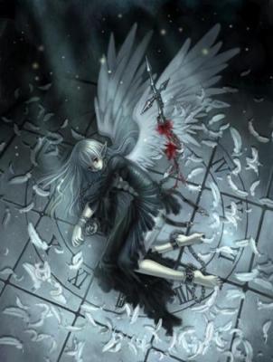 moi l'ange démoniaque