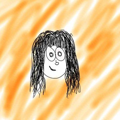 Je voulait essayer un autre style dans mes dessins :)