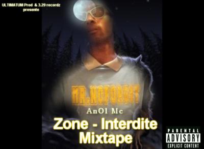 Zone - Interdite Mixtape 2010