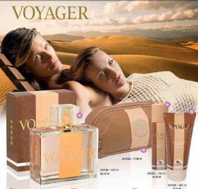 Parfum Voyager de Frederic M