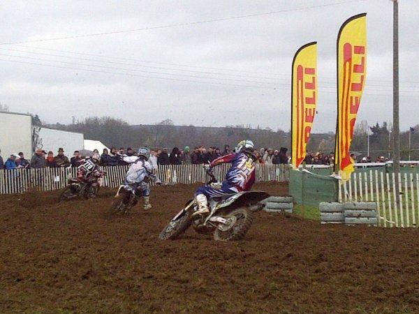 Motocross Romagné :D