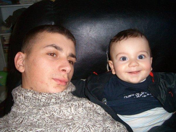 mon fils et sont fils