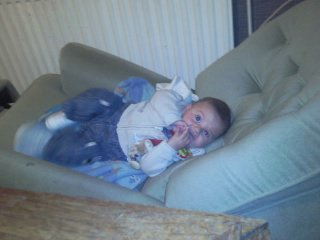 mon petit fils Raphael