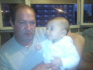papy avec Raphael