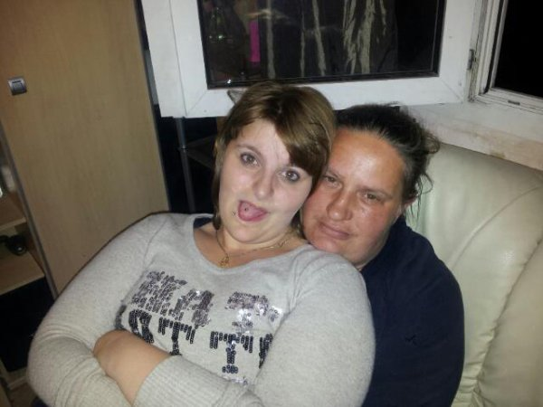 moi et ma fille lindsay