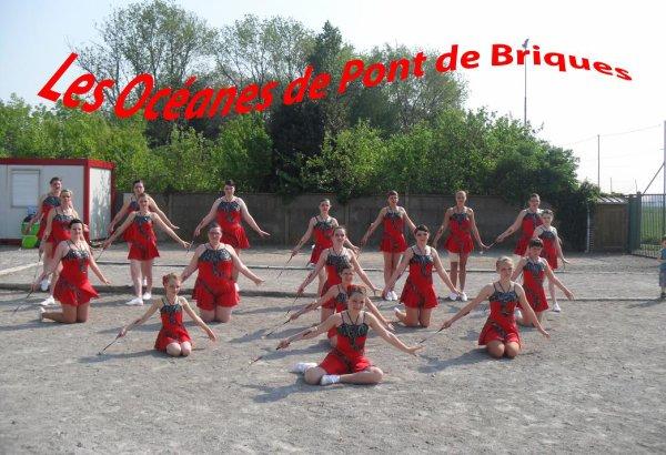 Les Océanes  2010-2011