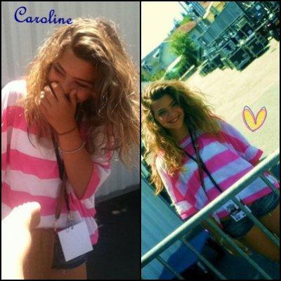 Caroline a Villefranche
