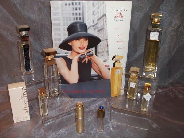 ✿  Arden Elizabeth -  ses parfums ✿