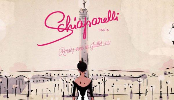 ✿ Schiaparelli s'installe à la Place Vendôme ! ✿